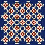 Georgian pattern Stock Photo