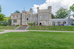 Georgian period kent castle Stock Image
