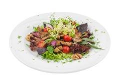 Georgian salad Royalty Free Stock Photography
