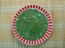Georgian salad dish Stock Images