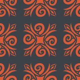 Georgian seamless pattern. Traditional national pattern of Georg Royalty Free Stock Image