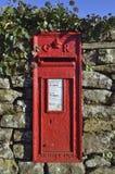 Georgian Wall Post Box Stock Photos