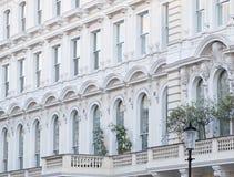 Georgian windows on the world Royalty Free Stock Images