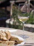 Georgian wine royalty free stock photo