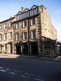 Georgiern inhyser i Lancaster grevskapshuvudstaden och staden av Lancashire i England royaltyfria foton