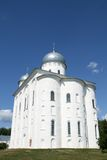 Georgievsky cathedral in Yuriev monastery Royalty Free Stock Photography