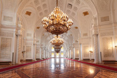 Georgievsky hall Royalty Free Stock Photos
