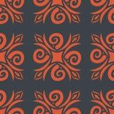 Georgisch naadloos patroon Traditioneel nationaal patroon van Georg vector illustratie
