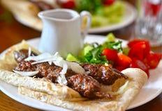 Georgische Küche lizenzfreies stockfoto
