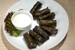 Georgische keuken Stock Afbeelding