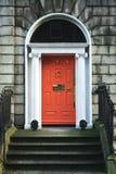 Georgische Türen Stockfoto