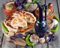 Georgisk kokkonst Royaltyfria Foton