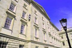 Georgiska byggande Dublin Arkivbilder