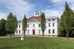 Georgium palace in Dessau Royalty Free Stock Photos