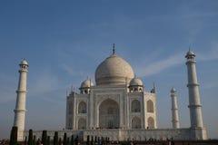 Georgous Taj Mahal w Agra fotografia stock