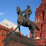 Georgy Zhukov Royalty-vrije Stock Afbeelding