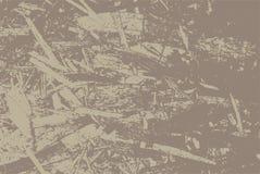 Georiënteerde bundelraad voor bouw OSB-textuur van bladmateriaal voor de achtergrond Vector illustratie Eps 10 Stock Fotografie
