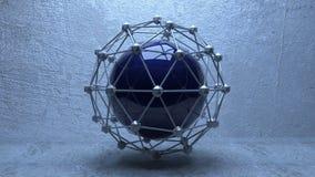 Geosphere Imagen de archivo libre de regalías