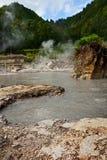 Geotérmica Imagens de Stock Royalty Free