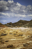 Geothermal Area Stock Photos