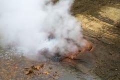 Geothermal area Landmannalaugar Royalty Free Stock Image