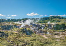 Geothermal Royalty Free Stock Photo
