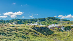 Geothermal Royalty Free Stock Photography