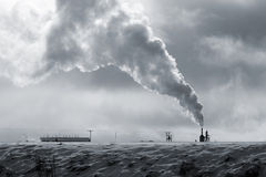 Geothermal energy in Iceland Royalty Free Stock Photos