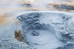 Free Geothermal Field Namaskard, Iceland Stock Photos - 95305113