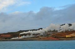 Fumarole Geothermal Royalty Free Stock Image