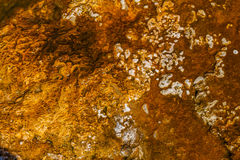 Geothermal Hot Spring Abstract Stock Photography