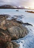 Geothermal Landscape, Iceland Stock Photos