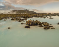 Geothermal Landscape Iceland Royalty Free Stock Image