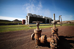Geothermal Power Stock Photos