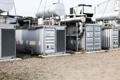 Free Geothermal Power Station Royalty Free Stock Photography - 13927537
