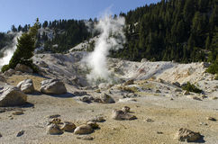Geothermal Vents and Activity Stock Images