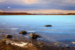 Geothermal waters Royalty Free Stock Photography