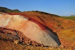 Geothermisch gebied in IJsland Royalty-vrije Stock Afbeelding
