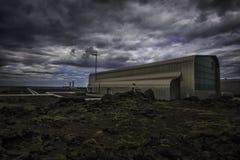 Geothermische Energie Stockfotos