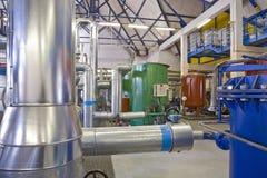 Geothermische Energie lizenzfreies stockfoto