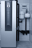 Geothermische oven royalty-vrije stock foto