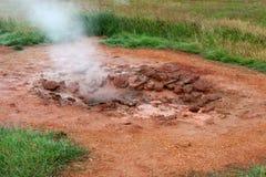 Geothermischer heißer Frühling 03 Lizenzfreie Stockbilder