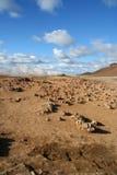 Geothermisches Feld Lizenzfreies Stockbild