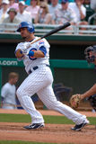 Geovany Soto of the Chicago Cubs Stock Photography