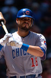 Geovany Soto, Chicago Cubs. Royalty Free Stock Photos