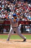 Geovany Soto, Chicago Cubs catcher. Stock Image