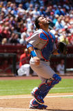 Geovany Soto, Chicago Cubs. Royalty Free Stock Photography