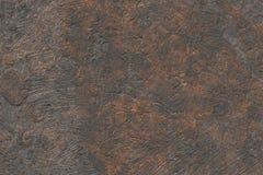 Geoxydeerd materiaal - milieu-effect, metaalpatroon royalty-vrije stock foto