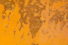 Geoxydeerd metaal royalty-vrije stock fotografie