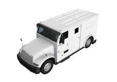 Gepantserde Vrachtwagen Royalty-vrije Stock Foto's